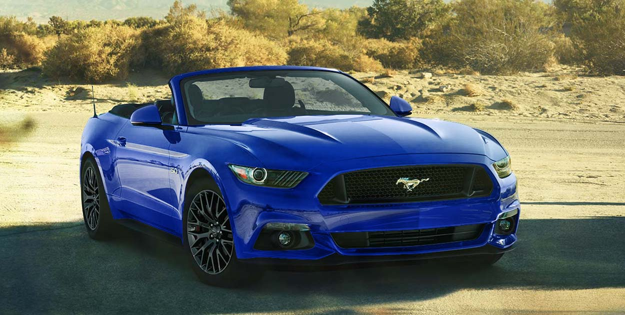 2018 Ford Mustang Lightning Blue | 2017, 2018, 2019 Ford ...