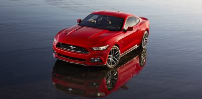 2015 All New Ford Mustang - Dominelli Ford